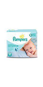 Swaddlers Vs Baby Dry : swaddlers, Pampers, Baby-Dry, Disposable, Diapers, Count,, ECONOMY
