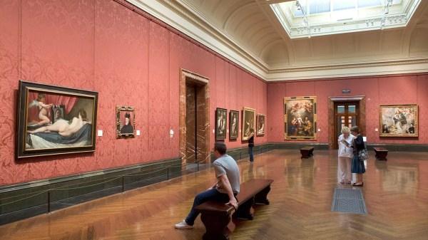 2015 In De En Ziyaret Edilen Zesi Louvre