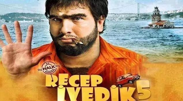 Recep İvedik 5 (IMDb Puanı: 3,5)