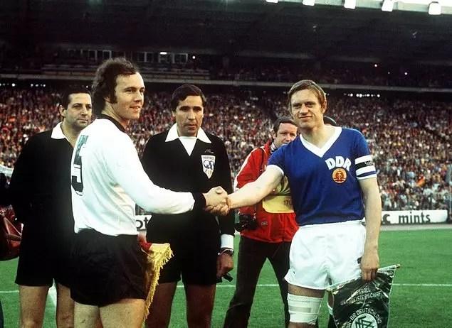 Batı Almanya - Doğu Almanya / 1974