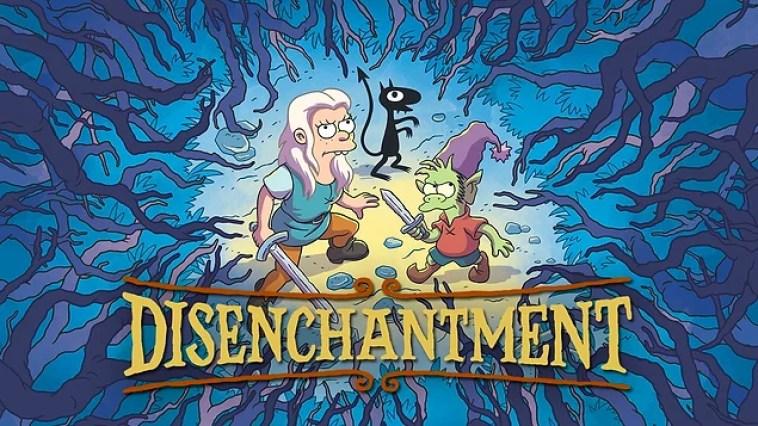 Disenchantment - IMDb Puanı: 7.2