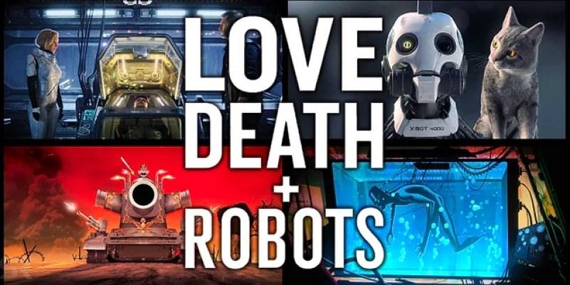Love, Death & Robots - IMDb Puanı: 8.6