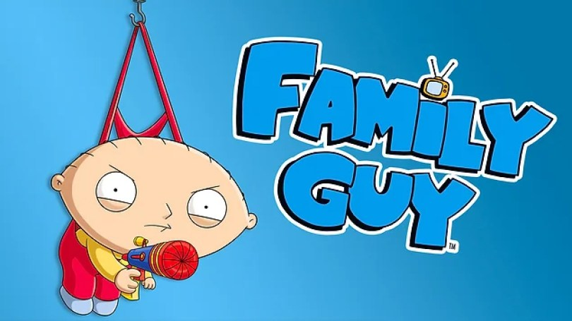 Family Guy - IMDb Puanı: 8.2