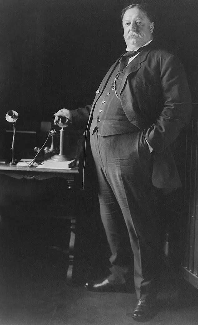 1910 yılında kendisine bir çalışanın yıllık ne kadar izin alması gerektiği sorulan ABD başkanı Taft, bu sürenin 3 ay olmasını önermişti.