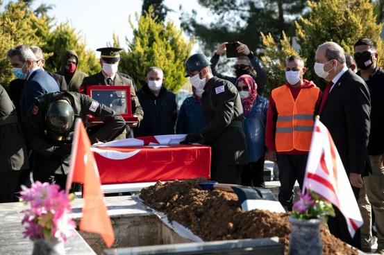 Η TRNC θάφτηκε 14 ακόμη μάρτυρες μετά από 46 χρόνια