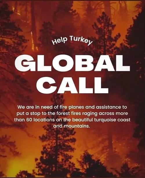 Help Turkey Ne Demek, Help Turkey Paylaşımlarının Nedeni Ne? Global Call Nedir, Global Call Ne Demek? 15