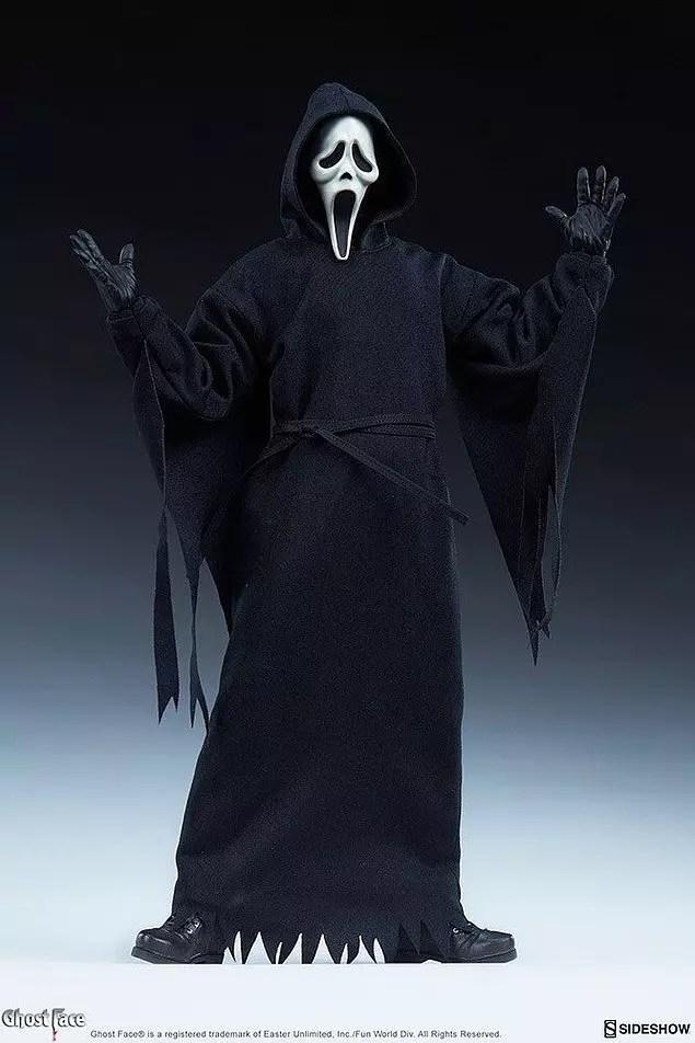 Gece bunu görünce mi korkarsınız yoksa Kim Kardashian'ı mı? İyi düşünün!