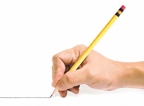 Standart bir kurşun kalemle 50km boyunca kesintisiz çizgi çizebilirsiniz