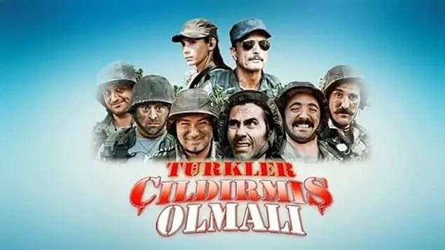 Türkler Çıldırmış Olmalı (IMDb Puanı: 2,8)