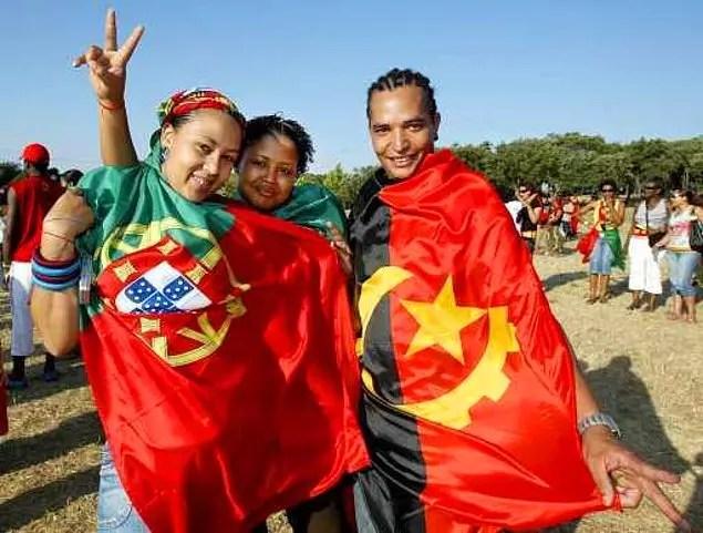 Angola - Portekiz / 2006