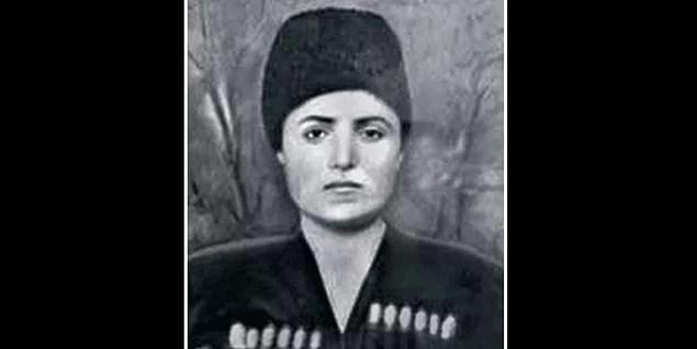 Gördesli Makbule (1902-24 Mart 1922, Kocayayla/Akhisar)
