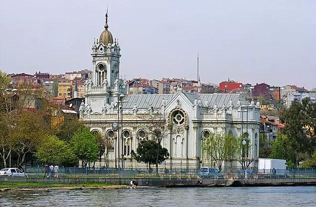 Aya İstefanos Kilisesi (Bulgar Kilisesi) - Haliç