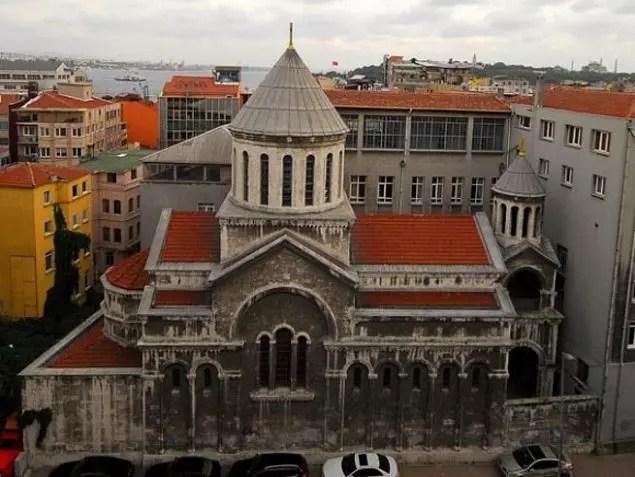 Surp Krikor Lusavoric Ermeni Kilisesi - Karaköy