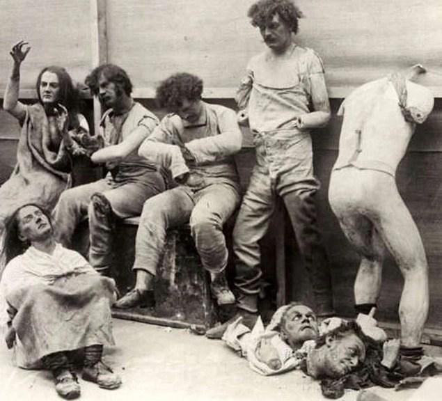 23 creepy historical photos