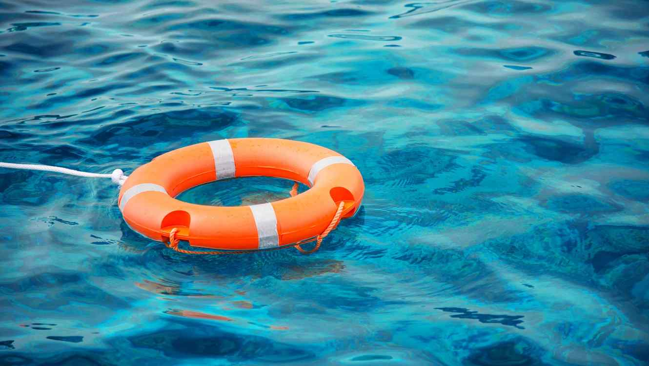 WE HAVE THE GUARANTEED-VALUE LIFEGUARD TO CONFRONT THE CRISIS