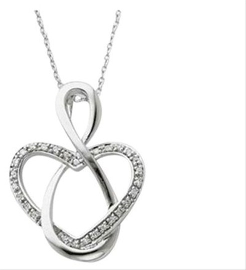 Apples of Gold Silver Lifetime Friendship Heart Sterling