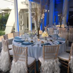 Chair Covers Wedding Costs Bench Table Stool White Sheer Other Tradesy