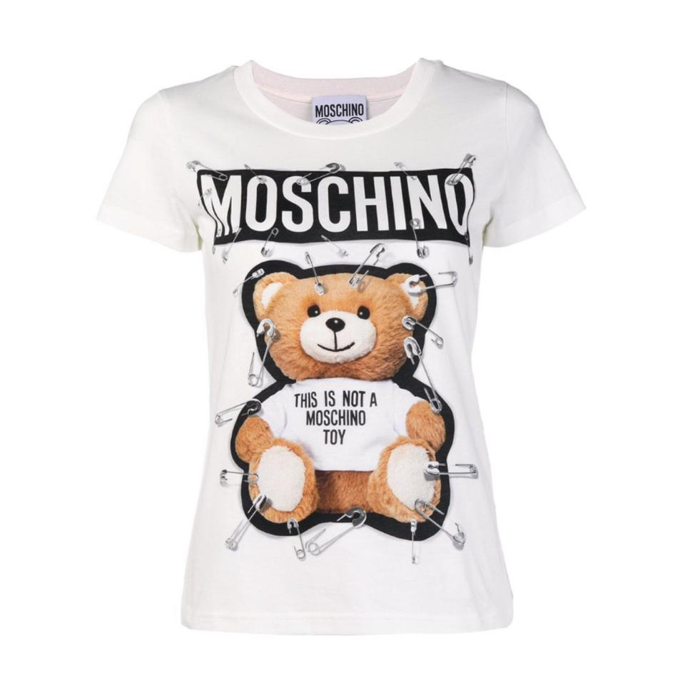 7d7a5866 Moschino Teddy | Moschino S Teddy Wicker Shoulder Bag Bagaddicts ...