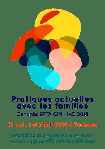 Congrès « Pratiques actuelles avec les familles »