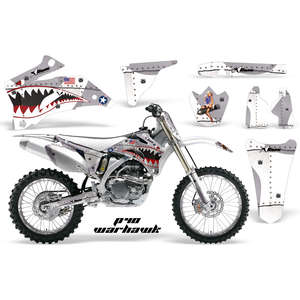 AMR : AMR Graphic Decal (Full Kit) [AMR-WH-F-XT250X]
