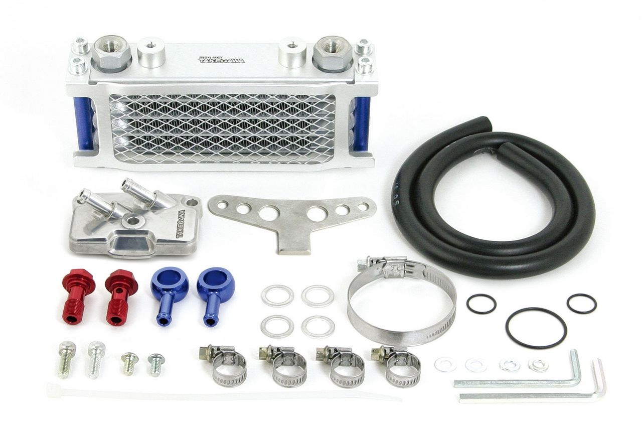 Sp Takegawa Special Parts Takeg Compact Oil Cooler Kit