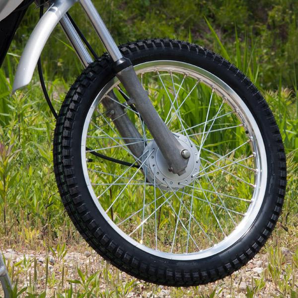 YAMAHA XT200 Custom Parts