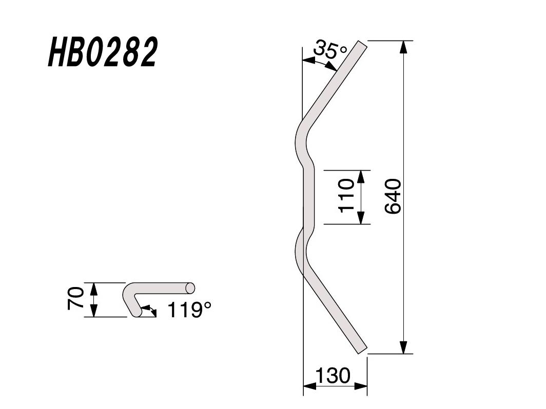 HONDA CBR1100XX Super Blackbird Handles & Control Parts