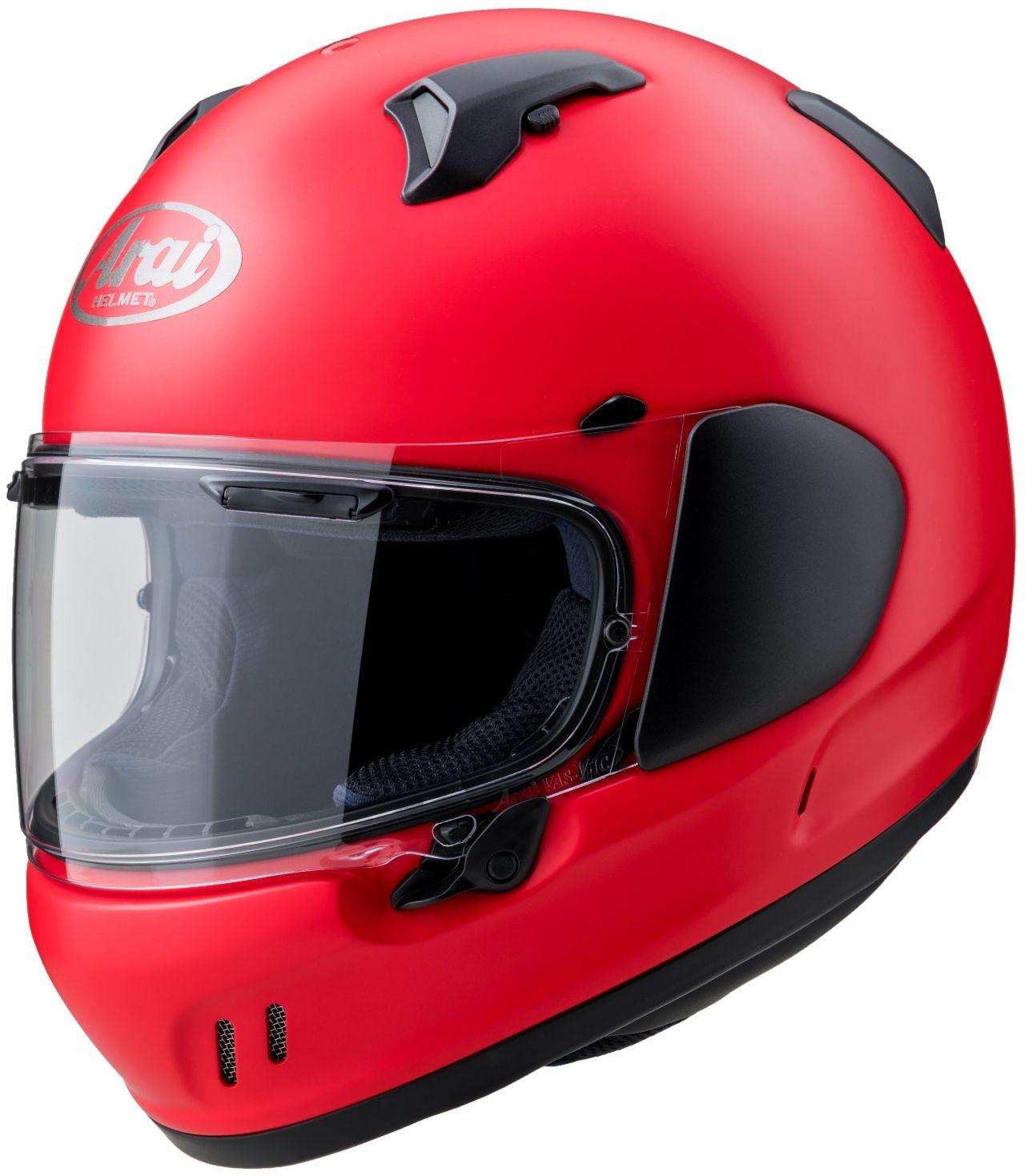 Arai : XD [平紅色/黑色] 全罩式安全帽 [W-49-P20544569]
