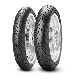 pirelli angel scooter 80 90 10 44j tl tire [ 992 x 992 Pixel ]