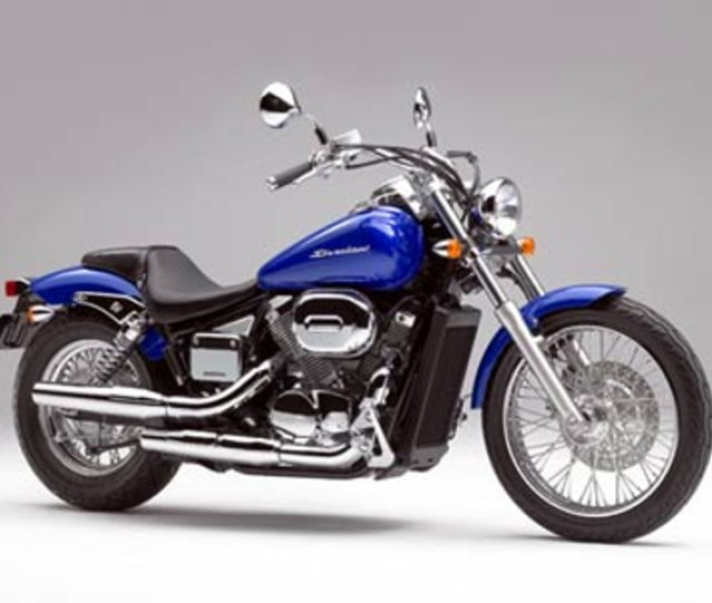 Honda Shadow Slasher