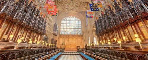 St George's Chapel, Foto: Website St George Chapel