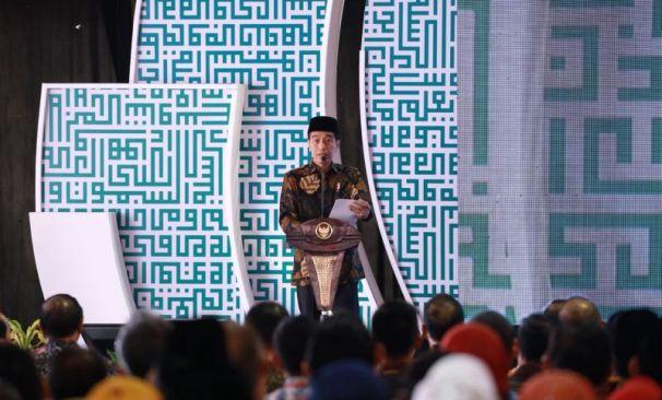 Presiden Jokowi UIII dok Kemenag 2