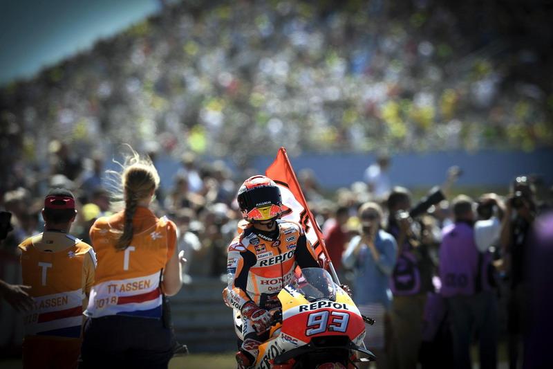 Rossi Akui Ketangguhan Marquez dalam Perebutan Gelar Juara