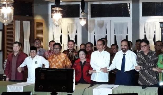 Jokowi dan Koalisi Indonesia Kerja