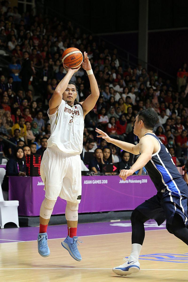 Gambar Bermain Bola Basket : gambar, bermain, basket, Hasil, Pertandingan, Timnas, Basket, Indonesia, Korsel, Asian, Games, Okezone, Sports