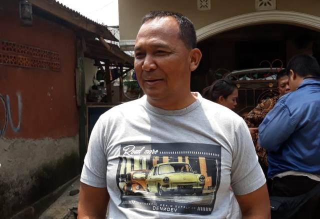 Ayah Bripda Puput. Foto: Wahyu M/Okezone