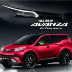 Grand New Avanza Terbaru All Camry Philippines Inikah Sosok Generasi Toyota Okezone News Evolusi Sendiri Terjadi Pada 2011 Dan Model Versi Diluncurkan 2015