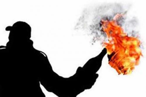 Bom molotov (Ilustrasi Shutterstock)