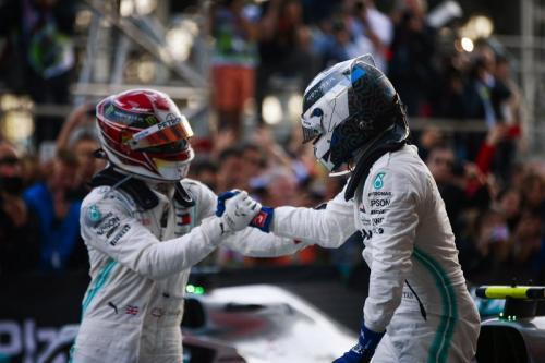 Bottas x Hamilton