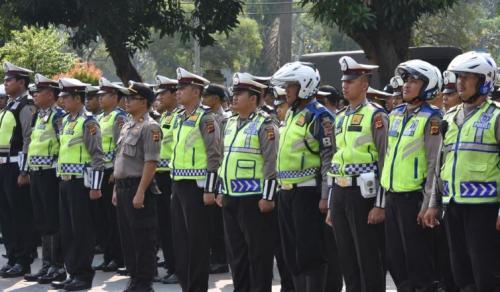 Anggota Polres Bogor