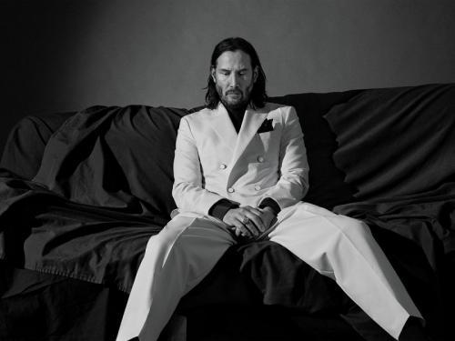 Keanu Reeves.(Foto: GQ)