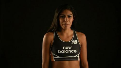 Brenda Martinez jadi salah satu atlet perempuan tercantik