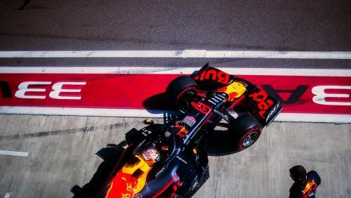 Penampilan Max Verstappen di F1 2019