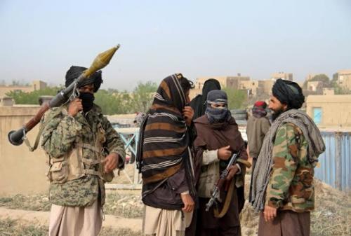 Taliban (Foto: Reuters)