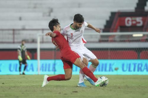 Timnas Indonesia U-23 vs Iran