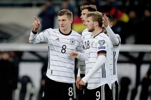 Jerman vs Belarusia