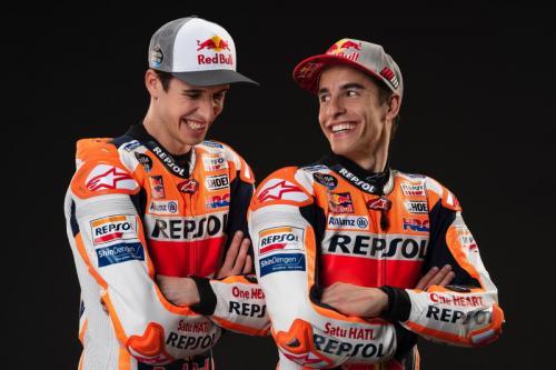 Alex dan Marc Marquez