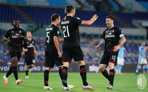 AC Milan (Foto: Twitter/@acmilan)