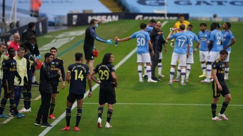 Man City akan kembali bersua Arsenal (Foto: Premier League)