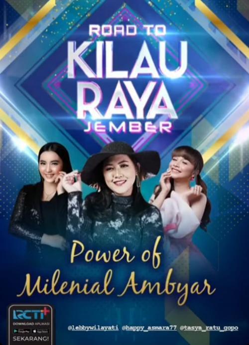 Road to Kilau Raya Jember